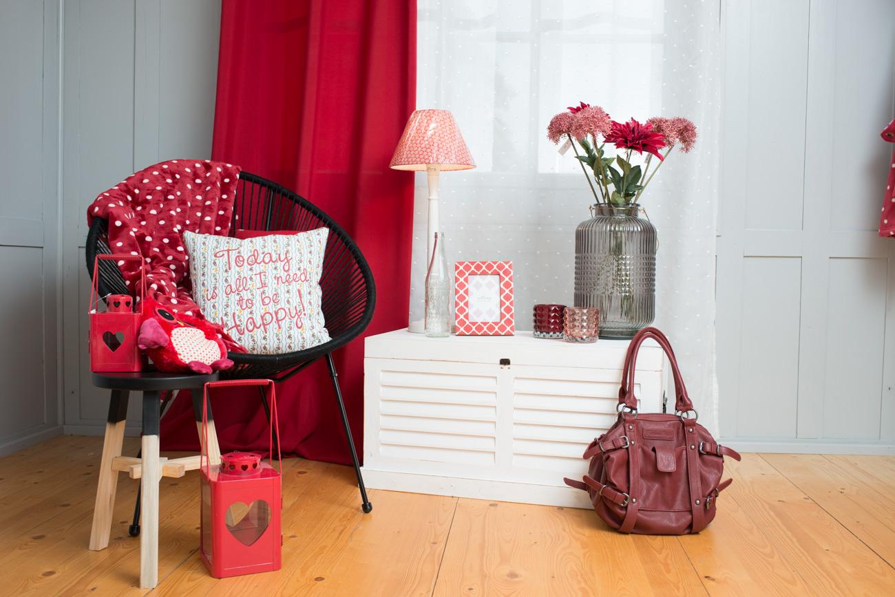 Farbwelt Rot