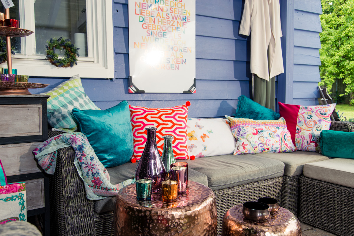 Boheme Stil für dein Zuhause