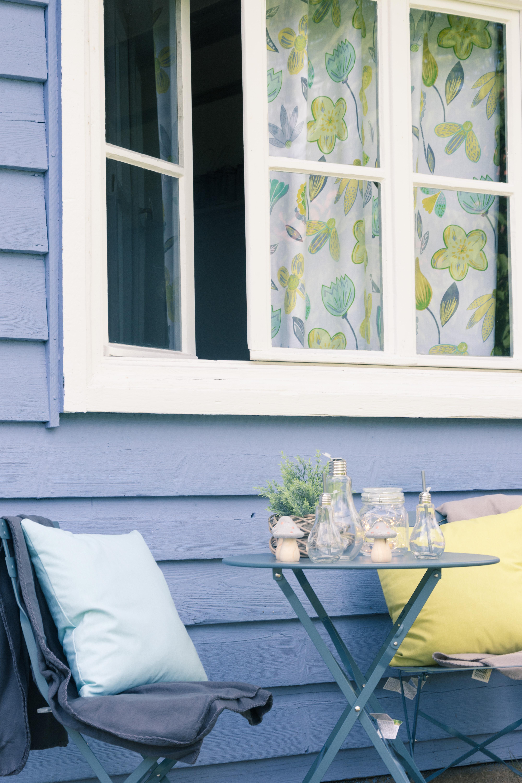 Trendwelt Sommerlicher Balkon